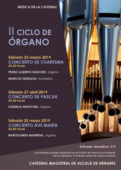 Cartel concierto 2