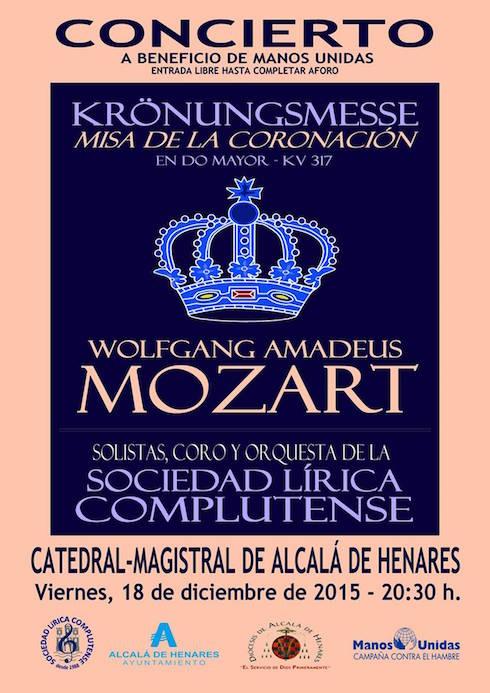 Cartel concierto 28